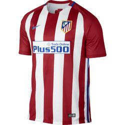 Voetbalshirt Atlético Madrid thuisshirt voor kinderen rood/wit