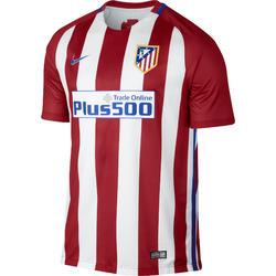 Voetbalshirt Atletico Madrid thuisshirt volwassenen rood/wit