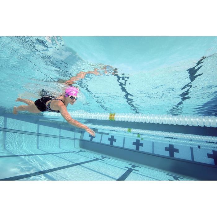 Maillot de bain de natation une pièce femme résistant au chlore Kamiye Jely