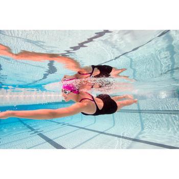 Lunettes de natation SELFIT PACK luminosité 3en1 taille S blanc noir - 1039093