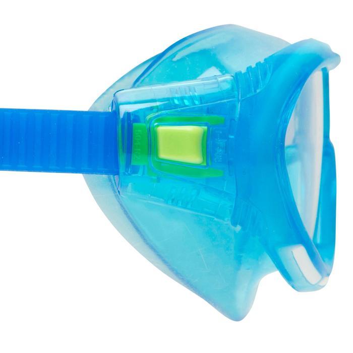 Masque de natation RIFT Taille S bleu vert