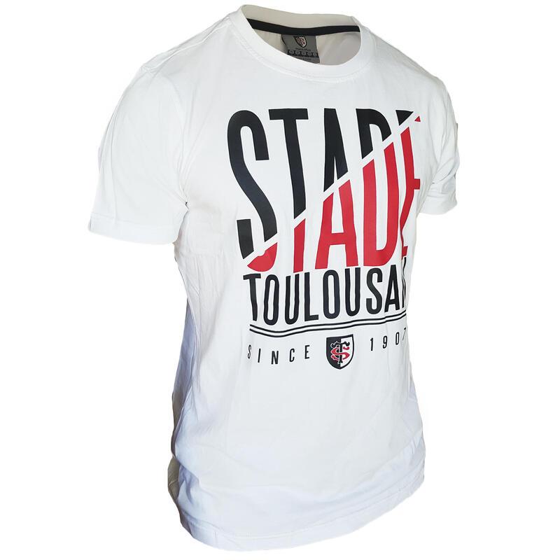 T shirt Graphic Stade Toulousain