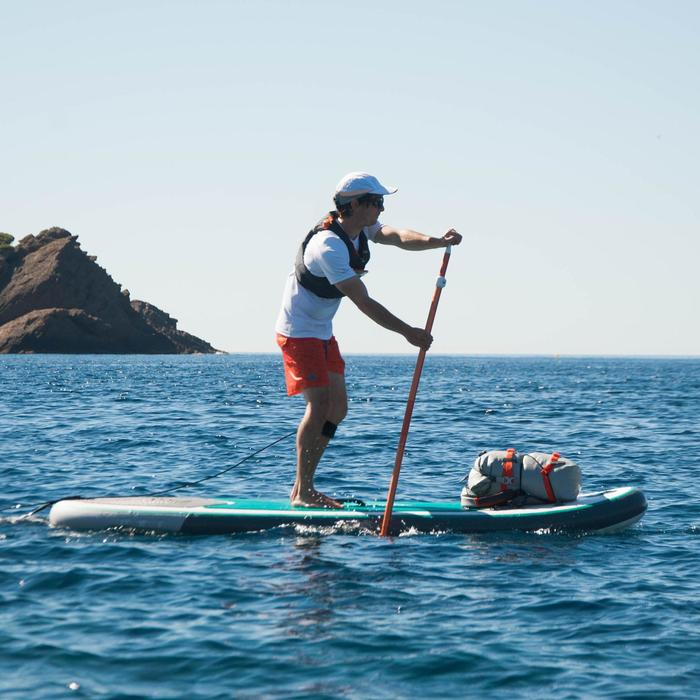 STAND UP PADDLE GONFLABLE RANDONNEE 100 / 8'9 VERT - 1039663
