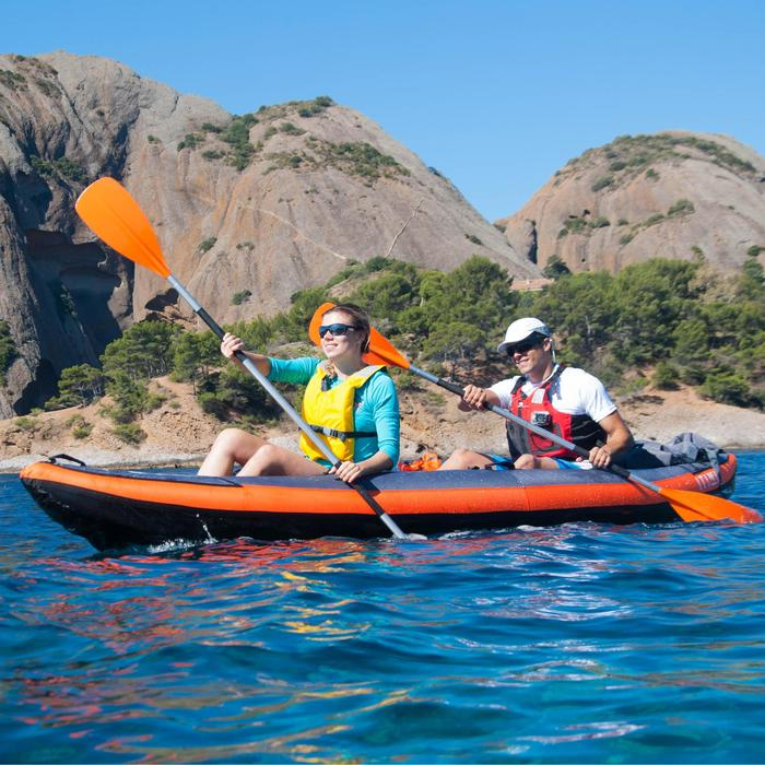 CANOE KAYAK GONFLABLE 2/3 PLACES - 1039664