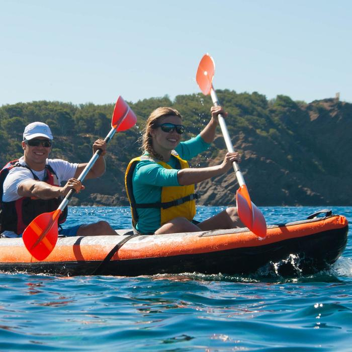 CANOE KAYAK GONFLABLE 2/3 PLACES - 1039667