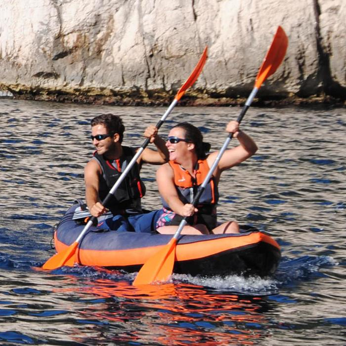 CANOE KAYAK GONFLABLE 2/3 PLACES - 1039673