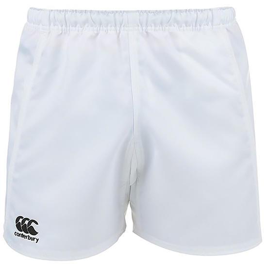 Rugbyshort kinderen Advantage wit - 1039678
