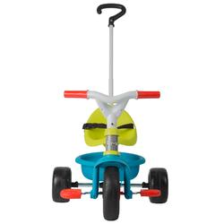 Driewieler kinderen Be Move Smoby blauw/groen