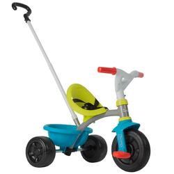 TRICYCLE ENFANT BE MOVE SMOBY BLEU/VERT