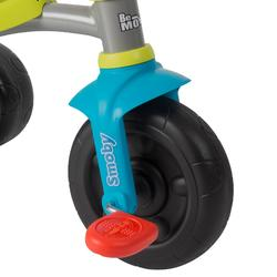 TRICICLO INFANTIL BE MOVE SMOBY AZUL/VERDE