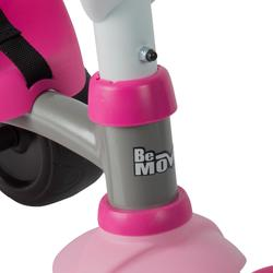 TRICYCLE ENFANT BE MOVE SMOBY ROSE