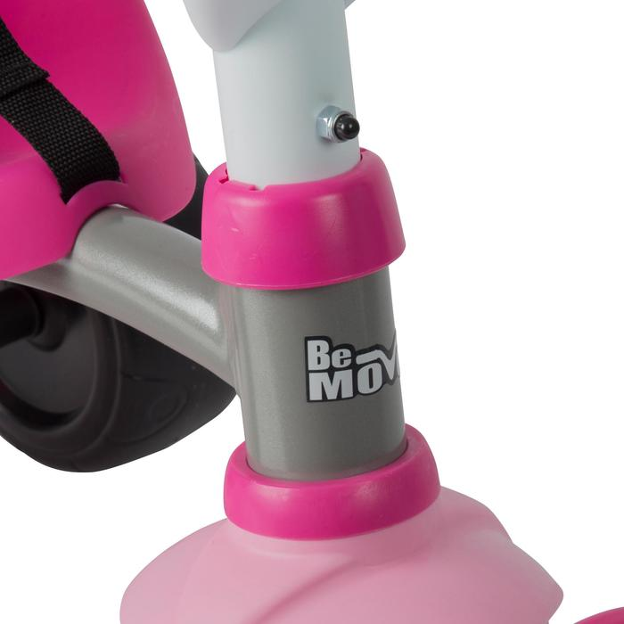 TRICYCLE ENFANT BEMOVE SMOBY ROSE 2017 - 1041883
