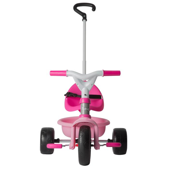 TRICYCLE ENFANT BEMOVE SMOBY ROSE 2017 - 1041891