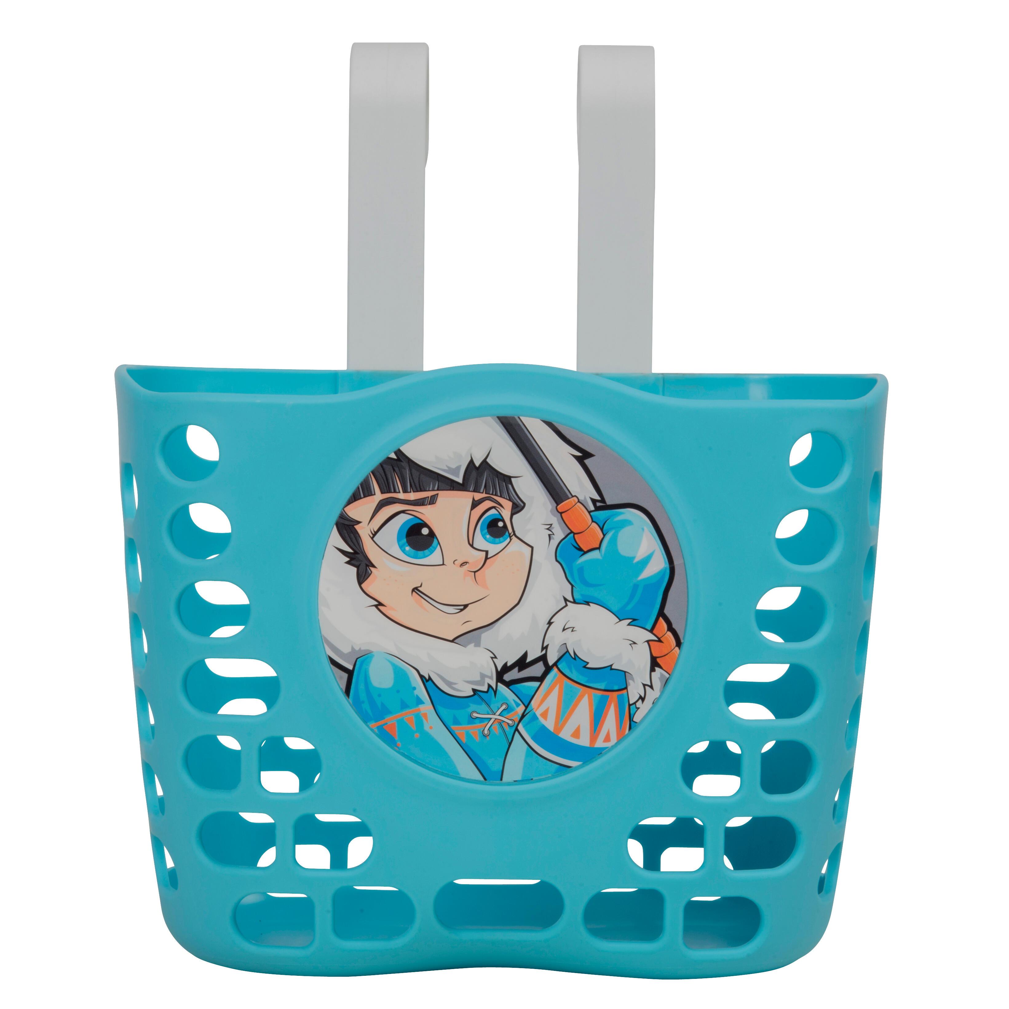 Kids' Bike Basket - Blue