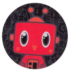 Korb Robot Kinder schwarz