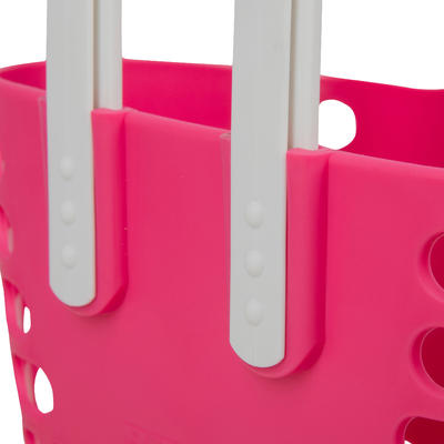 Kids' Bike Pannier - Pink
