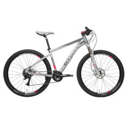 "MTB Rockrider 560 dames 27.5"" SRAM X5 2x10-speed mountainbike"