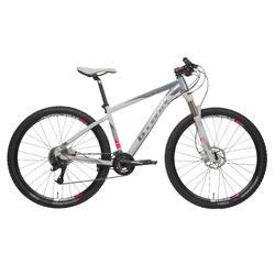 "MTB Rockrider 560 dames mountainbike wit 27.5"""