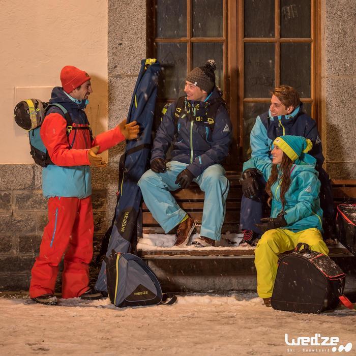 Attache ski scratch Wed'ze 300 - 1042177