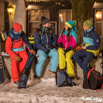 Attache ski scratch Wed'ze 300 - 1042178