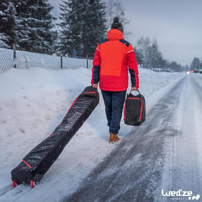 Heren ski-jas Slide 700 rood