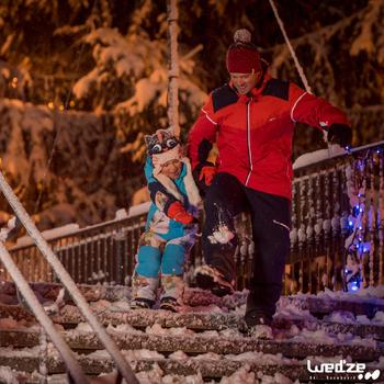 Pantalon ski homme Slide 700 marine - 1042217