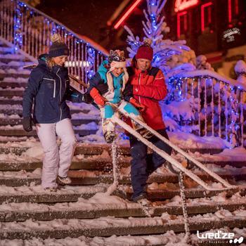 Pantalon ski homme Slide 700 marine - 1042227