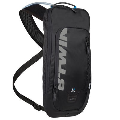 MTB Hydration Backpack ST 500 - Black, 4L