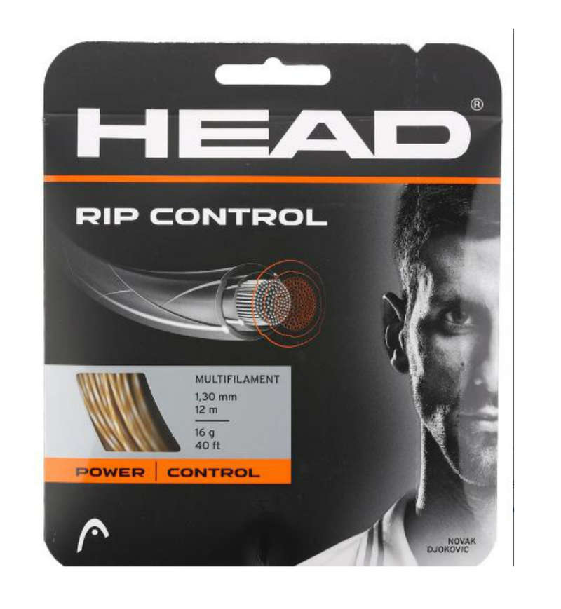 TENNIS STRINGS Squash - Rip Control 1.20 mm String HEAD - Squash
