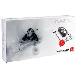 Pack avalanche: pelle + sonde + DVA Evo 4