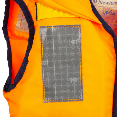 Gilet de sauvetage mousse enfant Typhon 100N orange