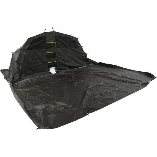 Slaapcompartiment en grondzeil voor tent Arpenaz Family 5.2 XL - 1042390