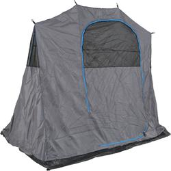 Extra slaapcompartiment voor Quechua-tent Air Seconds Family 6.3XL Fresh & Black