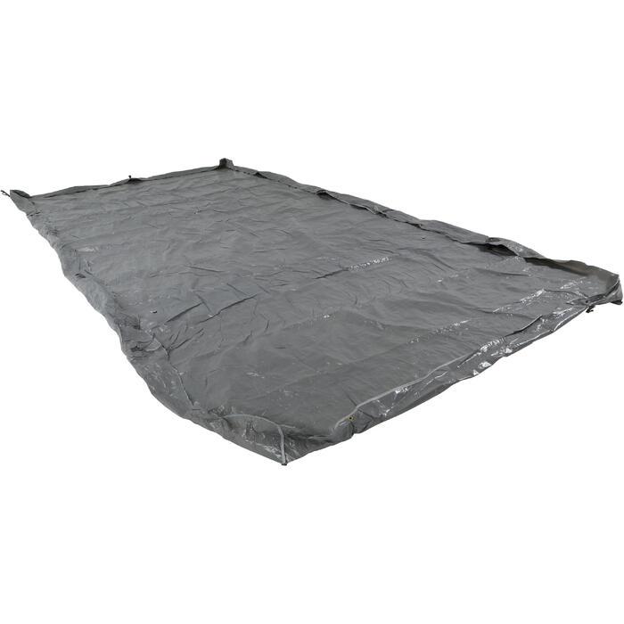 Zeltboden für Familienzelt Air Seconds 6.3 XL Quechua