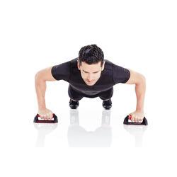 Opdruksteunen cross training Push up bars - 1042704