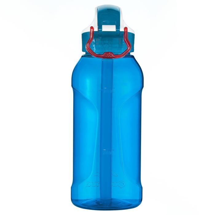 Gourde randonnée 900 bouchon instantané pipette 0,5 L plastique (Tritan) - 1042716