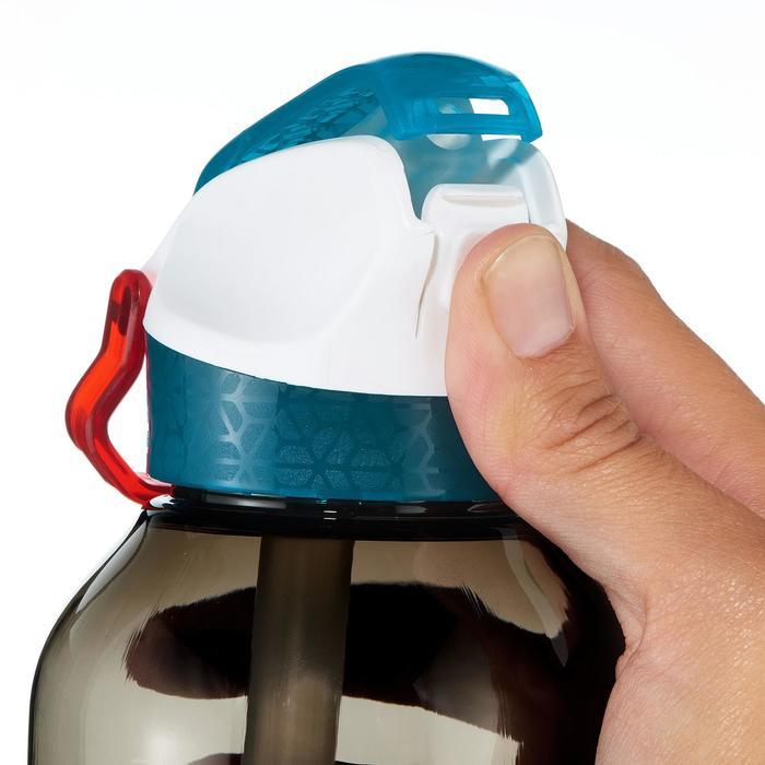 Gourde randonnée 900 bouchon instantané pipette 0,8 L plastique (Tritan) - 1042721