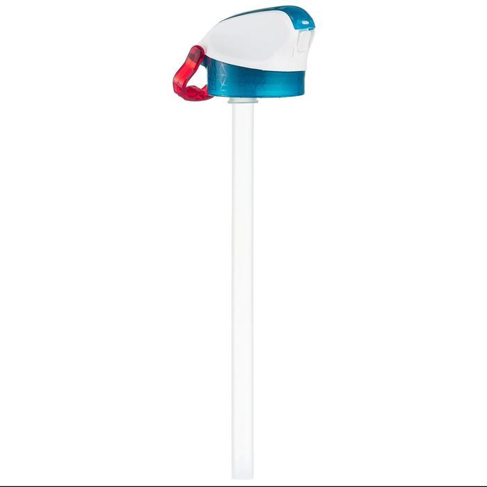 Gourde randonnée 900 bouchon instantané pipette 0,8 L plastique (Tritan) - 1042729