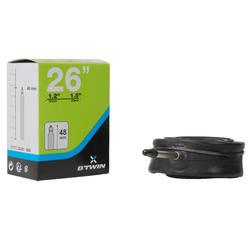 Binnenband 26x1.2/1.5 Presta-ventiel 48 mm - 1042785
