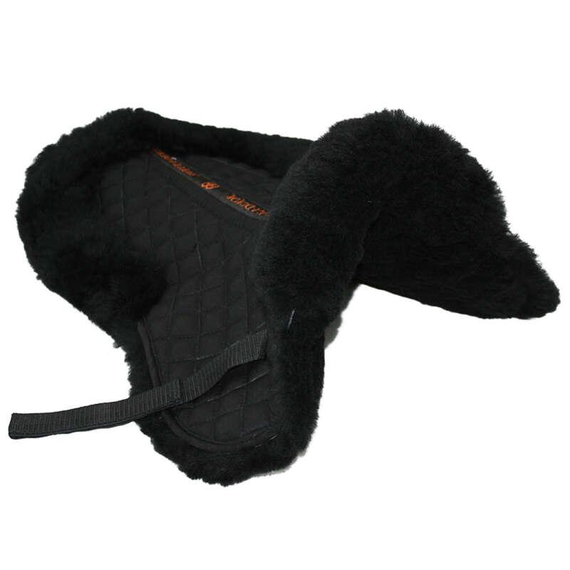 АМОРТИЗАТОРЫ ПОД СЕДЛО Верховая езда - Меховушка под седло SHKURA DECOR - Амуниция для лошади
