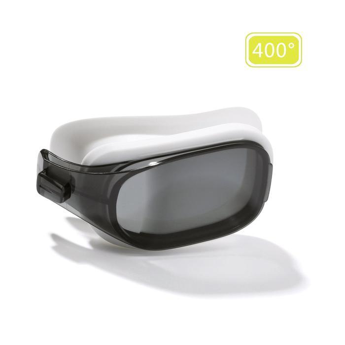 Cristal -4 para gafas de natación 500 SELFIT Talla L ahumado