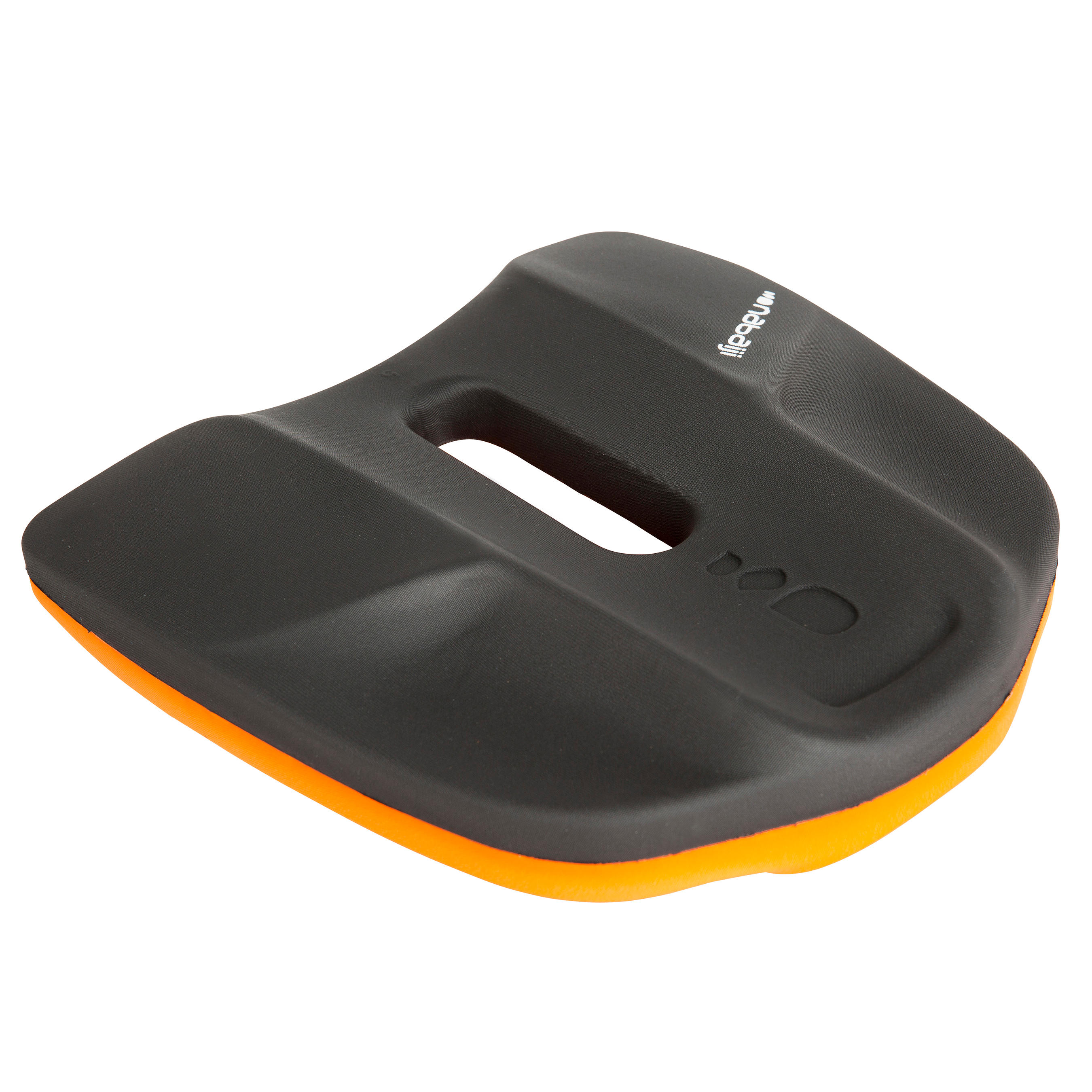 Swimming Pull Kick - Black Orange