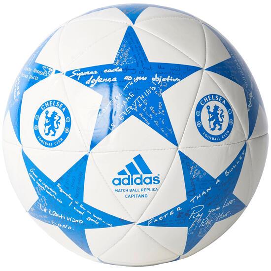 Voetbal Chelsea maat 5 blauw - 1043020