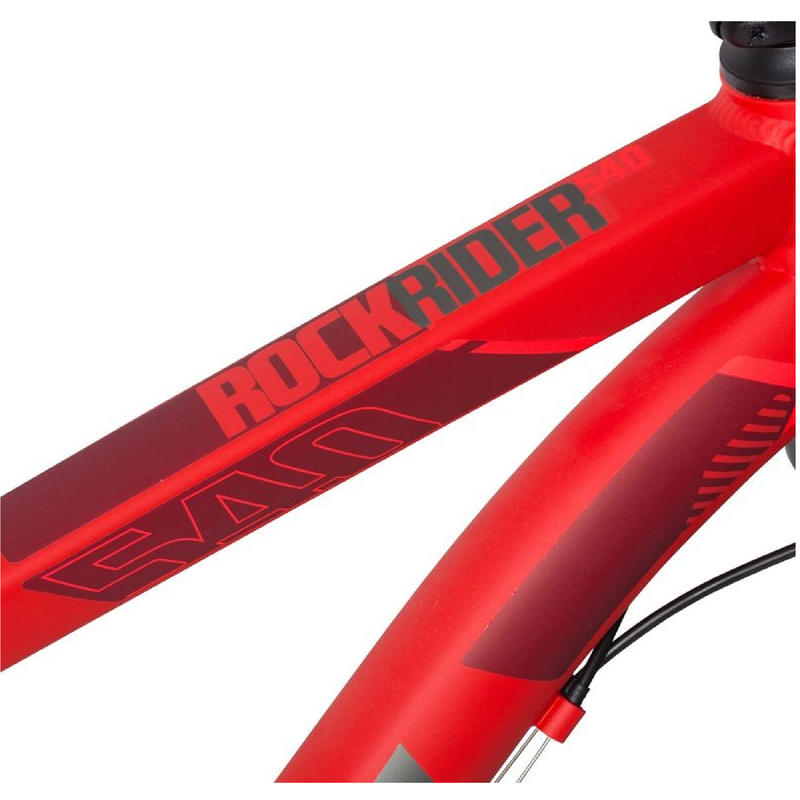 BTWIN ROCKRIDER 540 RED MTB CYCLE