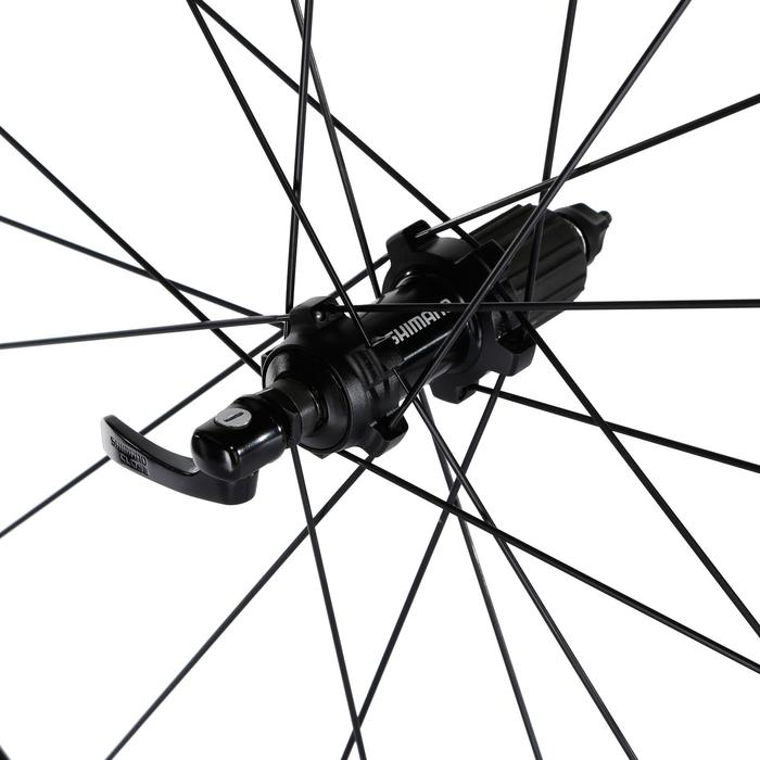 ROUE VÉLO ROUTE 700 SHIMANO RS11 ARRIERE K7 - 1043137