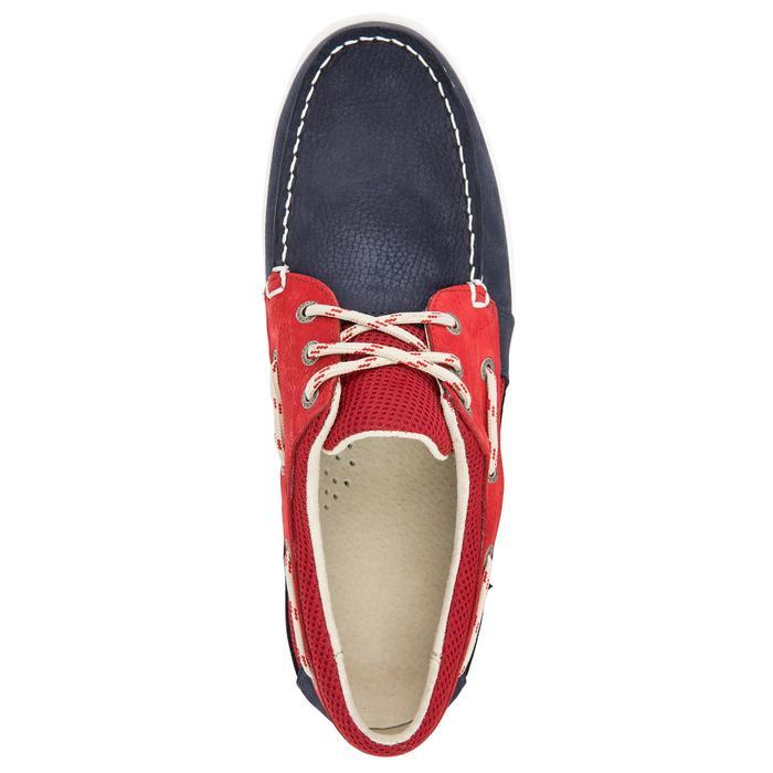 Chaussures bateau cuir homme CLIPPER - 1043339
