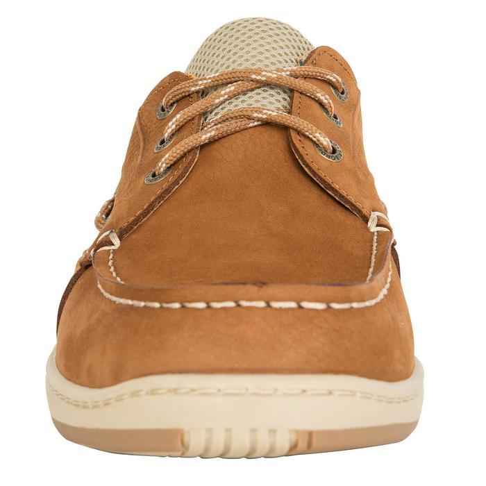 Chaussures bateau cuir homme CLIPPER - 1043346