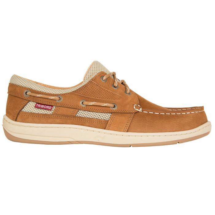 Chaussures bateau cuir homme CLIPPER - 1043365