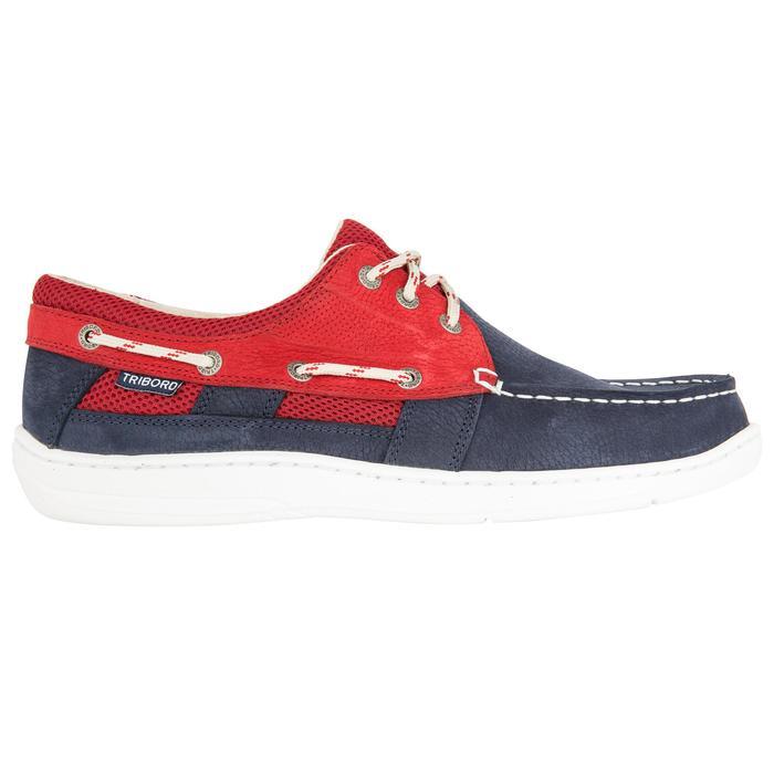 Chaussures bateau cuir homme CLIPPER - 1043367