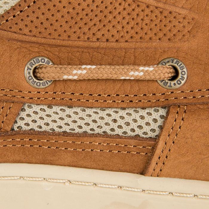 Chaussures bateau cuir homme CLIPPER - 1043374